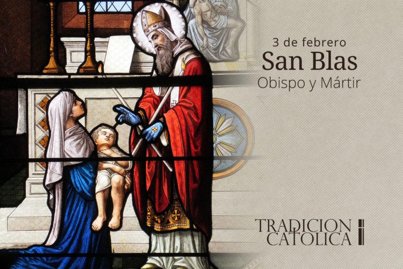 3 de febrero: San Blas