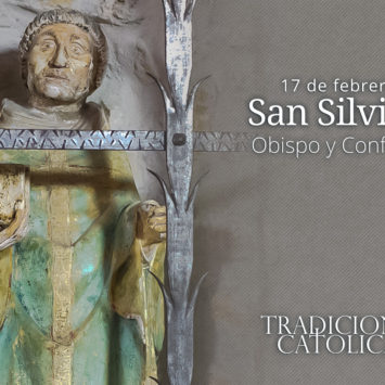 17 de febrero: San Silvino