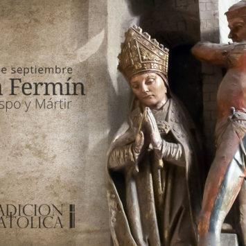 25 de septiembre: San Fermín