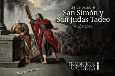 San Simón y San Judas Tadeo