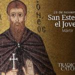 San Esteban el Joven