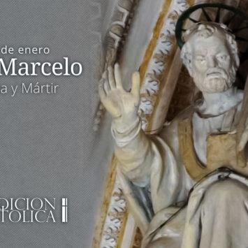 16 de enero: San Marcelo